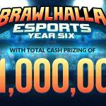Brawlhalla viene a lo grande para los Esports 2021