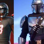 La NFL y The Mandalorian llegan a Fortnite