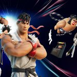 Ryu y Chun-Li llegan a Fortnite